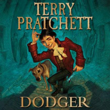 Dodger av Terry Pratchett (Lydbok-CD)