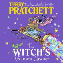 The Witch's Vacuum Cleaner av Terry Pratchett (Lydbok-CD)