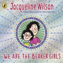 We Are The Beaker Girls av Jacqueline Wilson (Lydbok-CD)
