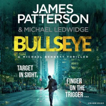 Bullseye av James Patterson (Lydbok-CD)