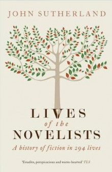 Lives of the Novelists av John Sutherland (Heftet)
