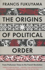 Omslag - The origins of political order