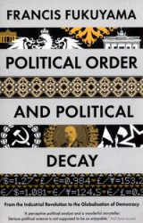 Omslag - Political order and political decay