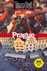Omslag - Time Out Prague City Guide