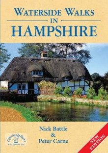 Waterside Walks in Hampshire av Nick Battle (Heftet)