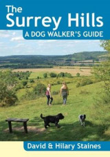 Omslag - The Surrey Hills A Dog Walker's Guide (20 Dog Walks)