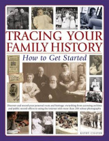 Omslag - Tracing Your Family History How to Get Started