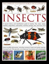 Omslag - The Complete Illustrated World Encyclopedia of Insects