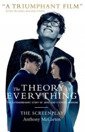 The Theory of Everything: The Screenplay av Anthony McCarten (Heftet)