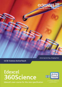 Edexcel 360science: For Edexcel GCSE Science av Nigel Saunders, Martin Stirrup, Paul Spencer, Richard Laird, Richard Shewry, James De Winter og Penny Johnson (CD-ROM)