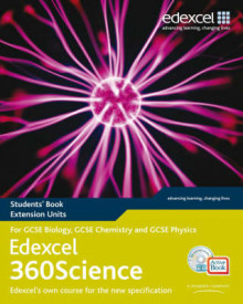 Edexcel 360 Science: Separate Science Students' Book with ActiveBook with CDROM av Steve Gray (Pakke)