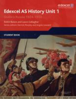 Edexcel GCE History AS Unit 1 D4 Stalin's Russia, 1924-53 av Robin Bunce og Laura Williams (Heftet)