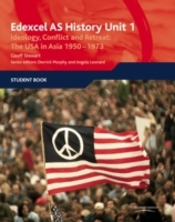 Edexcel GCE History AS Unit 1 D6 Ideology, Conflict and Retreat: the USA in Asia, 1950-1973 av Geoff Stewart (Heftet)