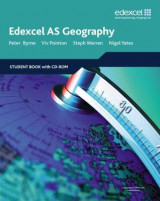 Omslag - Edexcel AS Geography Student Book and Student CD-ROM