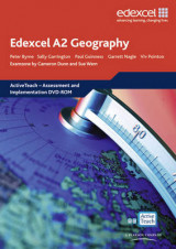 Omslag - Edexcel A2 Geography ActiveTeach Pack