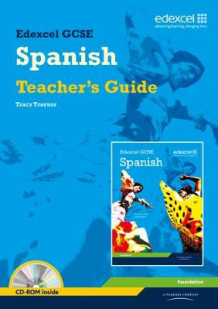 Edexcel GCSE Spanish Foundation Teacher Guide av Tracy Traynor (Blandet mediaprodukt)