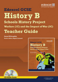 Edexcel GCSE History B: Schools History Project - Warfare (1C) and Its Impact (3C) Teachers Guide: Edexcel GCSE History B: Schools History Project av Susan Willoughby (Blandet mediaprodukt)