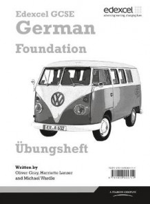 Edexcel GCSE German Foundation Workbook Pack of 8 av Oliver Gray, Harriette Lanzer og Michael Wardle (Samlepakke)