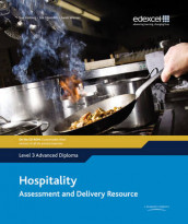 Edexcel Diploma Level 3 Advanced Diploma Hospitality Assessment and Delivery Resource av Sue Holmes, Sue Meredith og Sarah Warnes (Blandet mediaprodukt)
