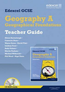 Edexcel GCSE Geography A Teacher Guide - with Planning and Delivery CD-ROM av Nigel Yates, Andrew Palmer, Mike Witherick og Phil Wood (Blandet mediaprodukt)