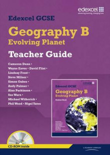 Edexcel GCSE Geography B Teacher Guide: B av Nigel Yates, Andrew Palmer, Mike Witherick og Phil Wood (Blandet mediaprodukt)