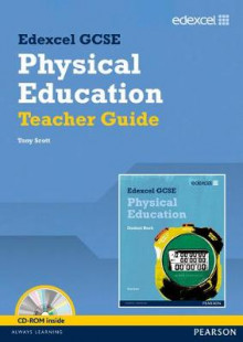 Edexcel GCSE PE: Teacher Guide av Tony Scott (Blandet mediaprodukt)