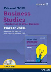 Edexcel GCSE Business: Introduction to Small Business Teacher Guide av Alain Anderton, Andrew Ashwin og Ian Gunn (Blandet mediaprodukt)
