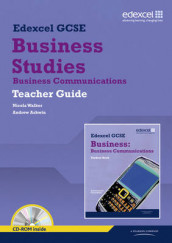 Edexcel GCSE Business: Business Communications Teacher Guide av Andrew Ashwin og Nicola Walker (Blandet mediaprodukt)