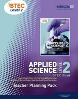 Omslag - BTEC Level 2 First Applied Science Teacher Planning Pack