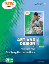 Omslag - BTEC Level 2 First Art and Design Teaching Resource Pack