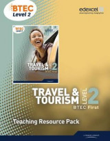 Omslag - BTEC Level 2 First Travel and Tourism Teaching Resource Pack