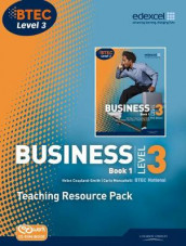BTEC Level 3 National Business Teaching Resource Pack av Helen Coupland-Smith (Blandet mediaprodukt)