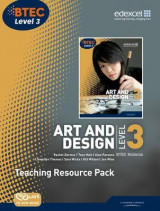 Omslag - BTEC Level 3 National Art and Design Teaching Resource Pack