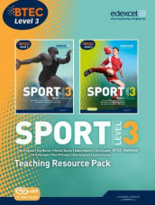 BTEC Level 3 National Sport Teaching Resource Pack av Mark Adams, Ray Barker, Wendy Davies, Adam Gledhill, Chris Lydon, Chris Mulligan, Pam Phillippo, Alex Sergison og Louise Sutton (Blandet mediaprodukt)