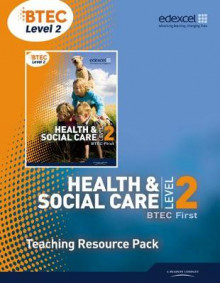 BTEC Level 2 First Health and Social Care Teaching Resource Pack with CD-ROM av Elizabeth Haworth, Sian Lavers, Carol Lewis, Heather Higgins og Andy Ashton (Blandet mediaprodukt)