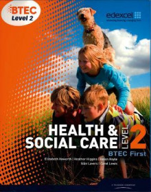 BTEC Level 2 First Health and Social Care Student Book av Sian Lavers og Helen Lancaster (Heftet)