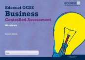 Edexcel GCSE Business Studies: Controlled Assessment Workbook av Andrew Ashwin (Spiral)