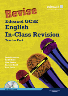 Revise Edexcel GCSE English, English Language and English Literature In-class Revision Teacher Pack av Janet Beauman, Keith Hurst, Alan Pearce, Racheal Smith og Pam Taylor (Blandet mediaprodukt)