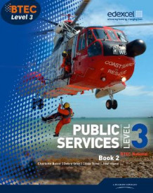 BTEC Level 3 National Public Services: Student Book No. 2 av Debra Gray, Tracey Lilley og Elizabeth Toms (Heftet)
