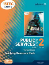 Omslag - BTEC Level 2 First Public Services Teacher Resource Pack