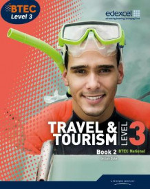 BTEC Level 3 National Travel and Tourism Student Book 2: Student book 2 av Gillian Dale (Heftet)
