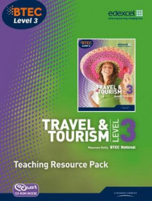 BTEC Level 3 National Travel and Tourism Teaching Resource Pack av Gillian Dale (Blandet mediaprodukt)