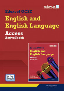 Edexcel GCSE English and English Language Access: ActiveTeach Pack av Clare Constant og Geoff Barton (Blandet mediaprodukt)