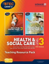 Omslag - BTEC Level 3 National Health and Social Care: Teaching Resource Pack