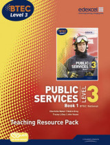 Omslag - BTEC Level 3 National Public Services Teaching Resource Pack