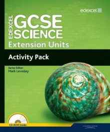 Edexcel GCSE Science: Extension Units Activity Pack av Mark Levesley, Penny Johnson, Iain Brand, Peter Ellis, Steve Gray, Stephen Winrow-Campbell, Sue Jenkin, Mary Jones og Carol Chapman (Blandet mediaprodukt)