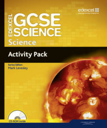 Edexcel GCSE Science: GCSE Science Activity Pack av Mark Levesley, Penny Johnson, Richard Grime, Susan Kearsey, Miles Hudson, Nigel Saunders, Sue Jenkin, Mary Jones og Carol Chapman (Blandet mediaprodukt)