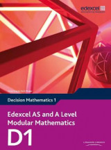 Omslag - Edexcel AS and A Level Modular Mathematics Decision Mathematics 1 D1