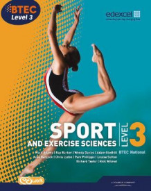 BTEC Level 3 National Sport and Exercise Sciences Student Book av Adam Gledhill, Pam Phillippo, Mark Adams, Chris Mulligan, Louise Sutton, Richard Taylor, Nick Wilmot, Ray Barker og Wendy Davies (Blandet mediaprodukt)
