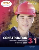Omslag - BTEC Entry 3/Level 1 Construction Student Book